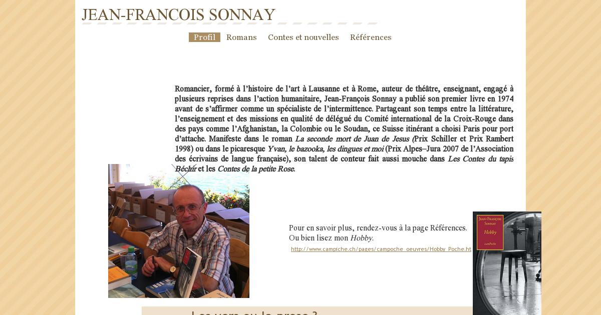 Les contes du tapis Béchir - Jean-François Sonnay